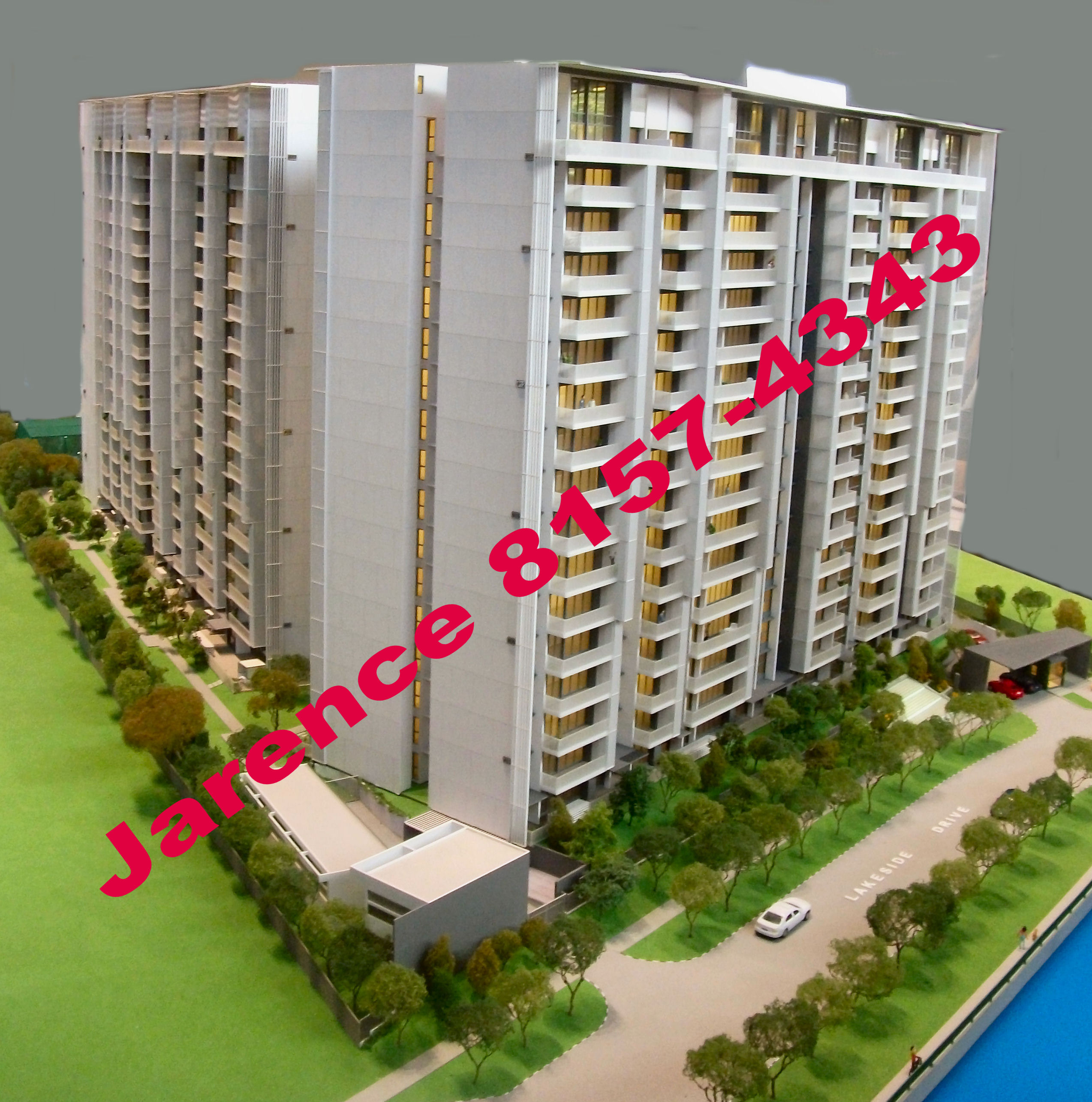 Lakefront Residences -- Sale And Rent